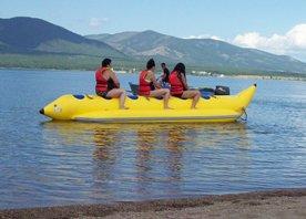 Озеро Щучье, база отдыха, ООО Турист, Представительство в городе.